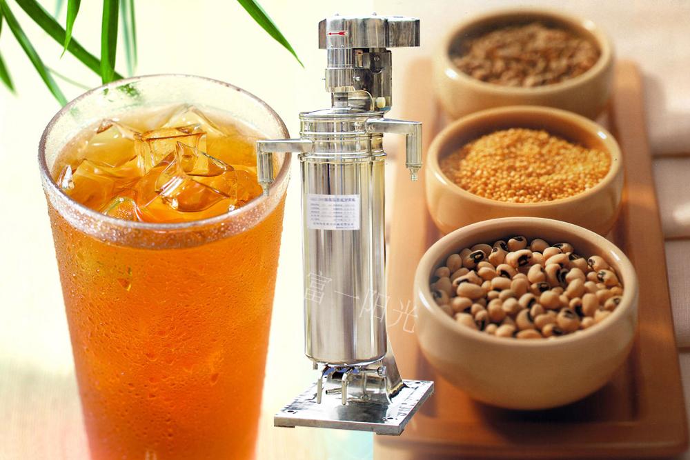 食品饮料固液分离机
