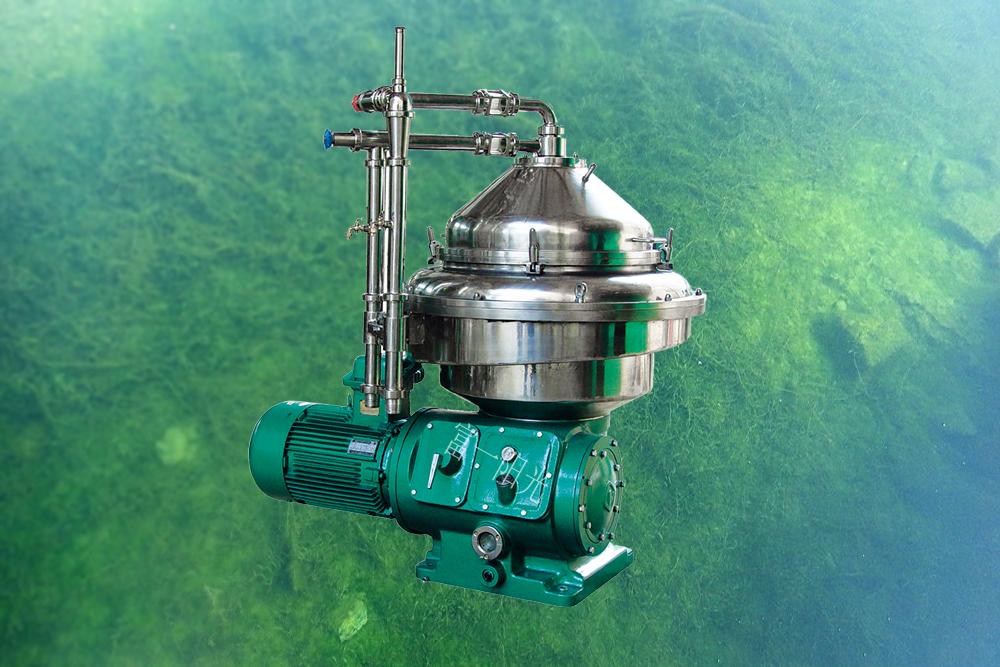 浮游微生物领域离心机应用-富一阳光