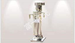 GF125分离型管式离心机-富一阳光